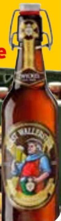 Bier von Brauhaus Fürst Wallerstein