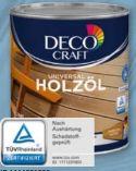 Universal Holzöl von Deco Craft