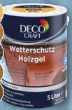Wetterschutz Holzgel von Deco Craft