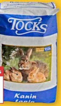 Kaninchenfutter von Tocks