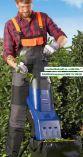 Gartenhäcksler BG-MH2400 von Einhell