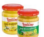 Senf-Brotaufstrich von Bautz'ner