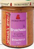 Bio-Brotaufstrich Streich´s Drauf von Zwergenwiese