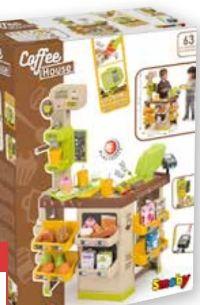 Kaffeehaus-Kaufmannsladen von Smoby