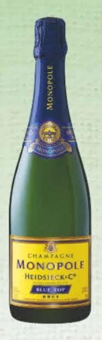 Monopole Champagner von Heidsieck & Co