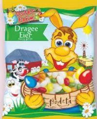 Dragee Eier von Bodeta