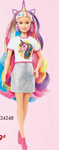 Fantasie Haar Puppe von Barbie