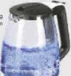 Glas-Wasserkocher von Gourmetmaxx