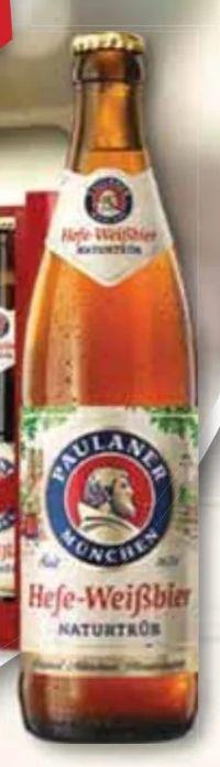 Premium-Weißbier von Paulaner