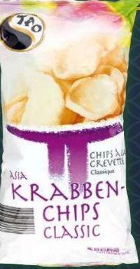 Krabbenchips Classic von Tao