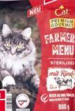 Farmers' Menu Trockenfutter von Cat Bonbon