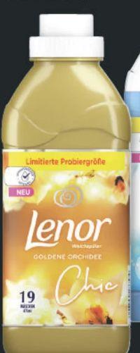 Weichspül-Konzentrat von Lenor