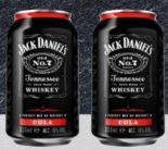 Whiskey & Cola von Jack Daniel's