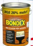 Holzlasur von Bondex
