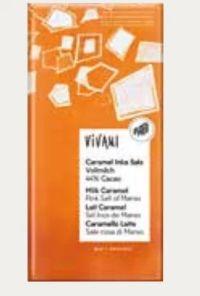 Caramel Inka Salz von Vivani