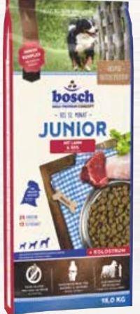 Junior Lamm & Reis von Bosch Petfood