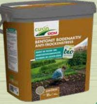 Bentonit Bodenaktiv Anti-Trockenstress von Cuxin DCM