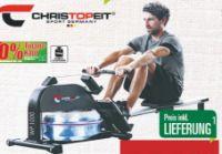 Wasserrudergerät WP 1000 von Christopeit Sport