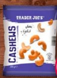 Cashews von Trader Joe's