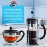 Kaffee-/Teebereiter von Bodum