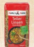 Teller Linsen von Müller's Mühle