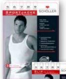 Herren-Slips 3er-Pack von Schöller Textil