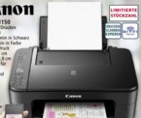 3-in-1-Multifunktionsdrucker Pixma TS3150 von Canon