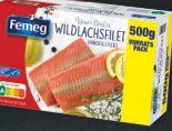 Wildlachs-Filets von Femeg