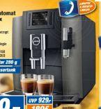 Kaffeevollautomat E6 Dark Inox von Jura