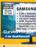 Monitor T 550 FDU C 27 von Samsung