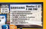 Monitor C 27 F 390 FHU von Samsung