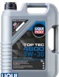 Motorenöl Top Tec 4600 5W-30 von Liqui Moly