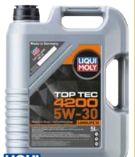 Motorenöl Top Tec 4200 5W-30 von Liqui Moly