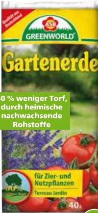 Gartenerde von ASB Greenworld