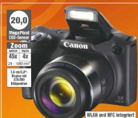 Kompaktkamera Power Shot SX 432 IS von Canon