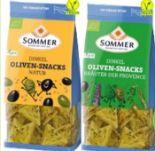 Bio-Oliven-Snack von Sommer