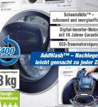 Waschmaschine WW8TK5400UW/EG AddWash von Samsung
