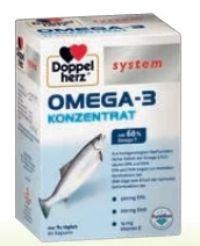 Doppelherz System Omega-3 Konzentrat von Queisser Pharma