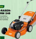 Benzin Rasenmäher RM 248 von Stihl
