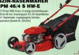 Benzin-Rasenmäher GC-PM 46 von Einhell