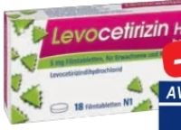Levocetirizin von Hexal