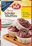 Schoko Muffins von Ruf