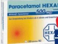 Paracetamol von Hexal