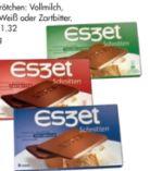 Eszet Schokoladen Schnitten von Sarotti