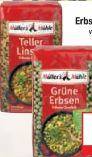 Grüne Erbsen von Müller's Mühle