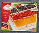 Schwarz Rot Gold Kuchen von Coppenrath & Wiese
