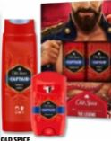 Captain von Old Spice