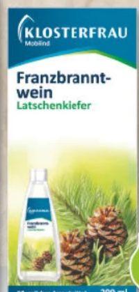 Mobilind Franzbranntwein Latschenkiefer von Klosterfrau