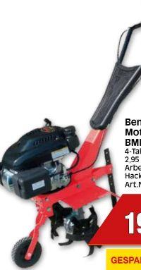 Benzin-Motorhacke BMH 5 von Go/On!