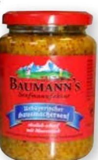 Urbayerischer Hausmacher Senf von Baumann's